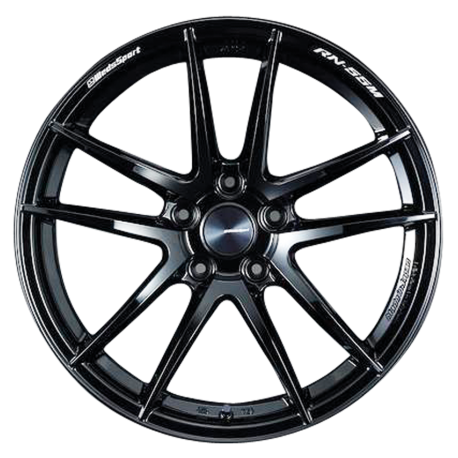 WEDS Sport RN-55M gloss black