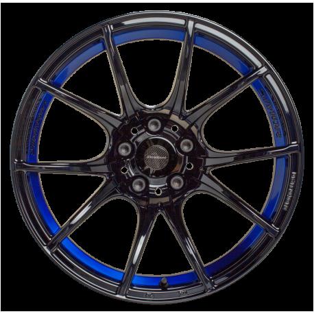 WEDS Sport SA-10R blue light chrome