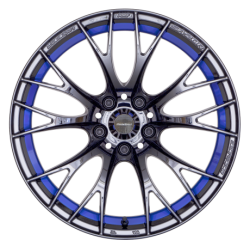 WEDS Sport SA-20R blue light chrome II