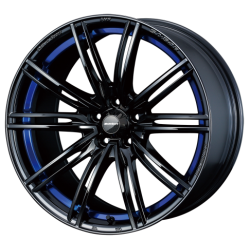WEDS Sport SA-54R blue light chrome II