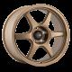 König Wheels Hexaform matte bronze
