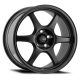 König Wheels Hexaform matte black