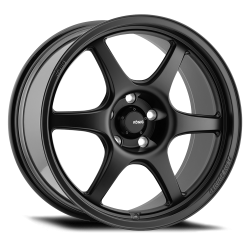 König Wheels Hexaform matte black